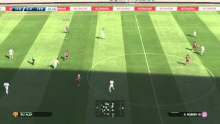 Pro Evolution Soccer 2015 (PES 2015) PC Multiplayer Gameplay HD (PS4.XboxOne, PS3, Xbox 360, PC)