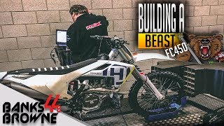 Vlog 1 | S2  Building the Fastest 450