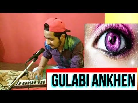gulabi-aankhen-||-md.-rafi-||-the-train-(cover-by-king-kush)