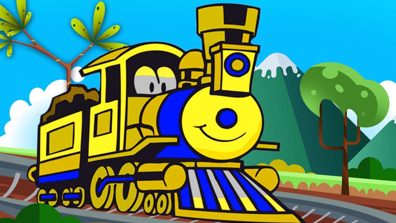 how to make a choo choo train