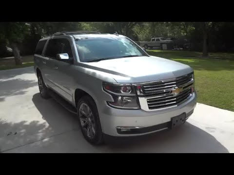 2016 Chevrolet Suburban LTZ Review