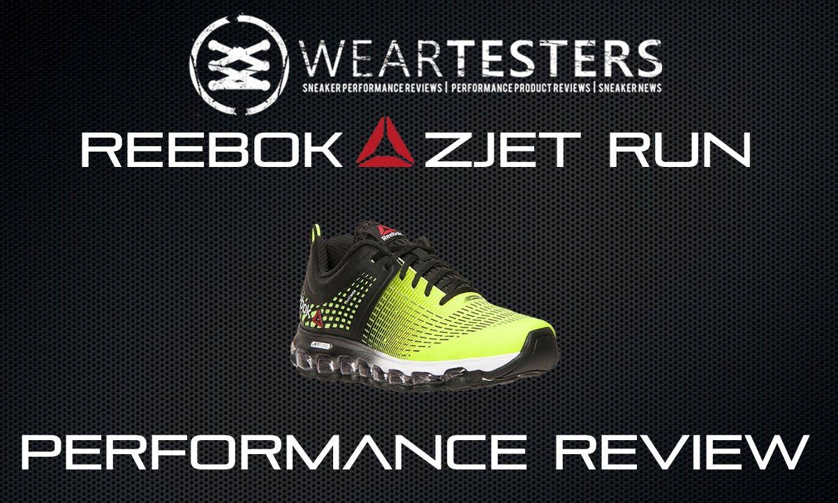 d023e06ae560 Reebok ZJet Run - Performance Review - YouTube