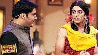 Comedy Nights - GUTTHI QUITS Comedy Nights with Kapil -- EXCLUSIVE VIDEO
