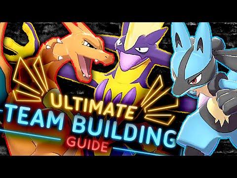 Pokemon Sword And Shield - Team Building Guide! How To Team Build In Pokemon Sword And Shield! ⚔️🛡️