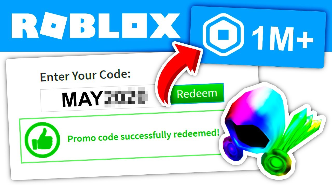 May 2020 All Working Roblox Promo Codes Youtube