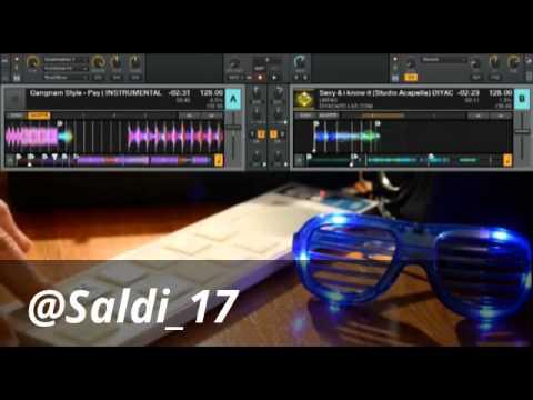 Gangnam Style @Jakarta Party Remix DJ-Saldy [HD] 2013