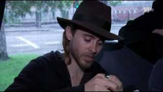 30 Seconds to Mars - Interview (Norway)