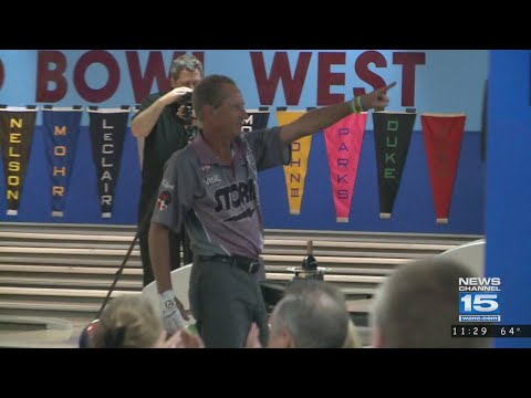 Pete Weber clinches 100th PBA title in Fort Wayne