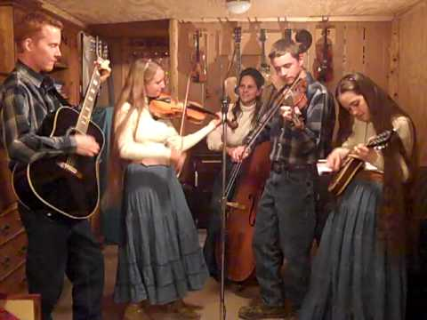 "Burleson Family Band ""Old Joe Clark"""