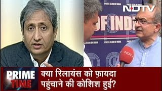 Prime Time With Ravish Kumar, Aug 08, 2018 | Why Was HAL Kept Out of Rafale Deal?