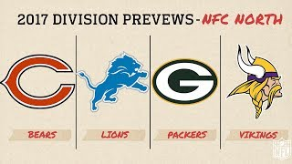 NFC North 2017 Division Preview | Move the Sticks | NFL