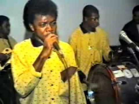 CONJUNTO LATINOS LIVE  NL TOUR DEC .1989 ------- 5