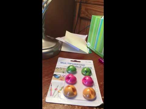 Multipurpose cable clips review