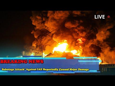 Sabotage Attack' Against Iran's Atomic Energy Organisation Facility