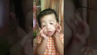 Funny video (Baby Zakia)
