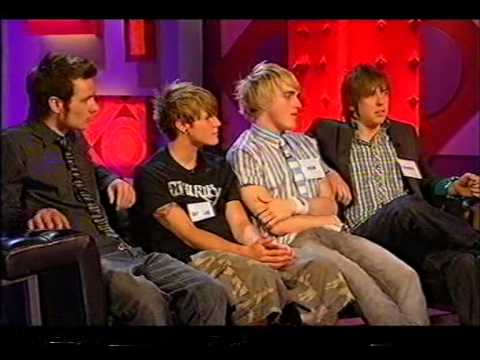 McFly - Jonathan Ross interview