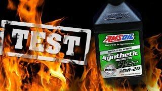 Amsoil Signature Series 0W20 Który olej silnikowy jest najlepszy?