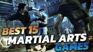 The Best 15 Martial Arts Games screenshot 4