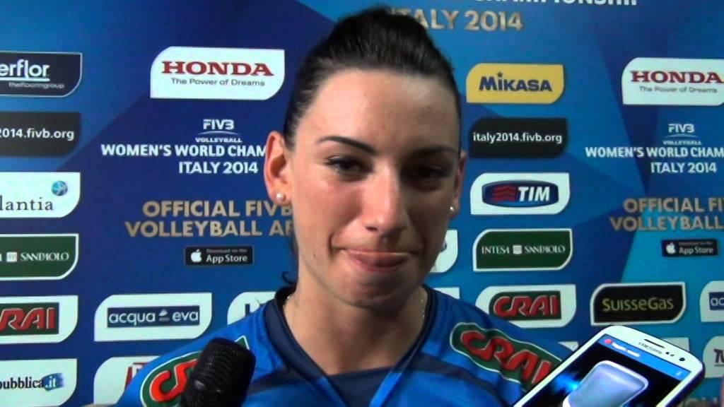 05-10-2014: Intervista a Raphaela Folie nel post Italia ...