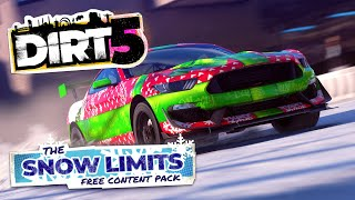 DIRT 5 | Snow Limits FREE Content Pack! | Xbox, PlayStation, PC