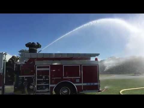 Deck Gun Training 240fps