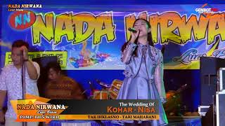 TAK IHKLASNO TARI MAHARANI - NADA NIRWANA - LIVE TANJUNG SENGGINI - WEDDING KOHAR & NISA
