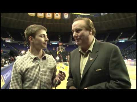 EXCLUSIVE - Tim Brando talks LSU Basketball