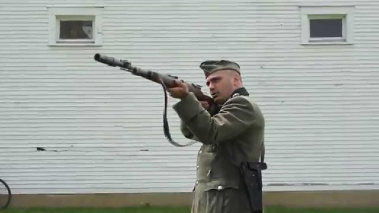 WW2 German Army Rifle Grenade