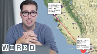 Scientist Explains Climate Change Using Maps | WIRED
