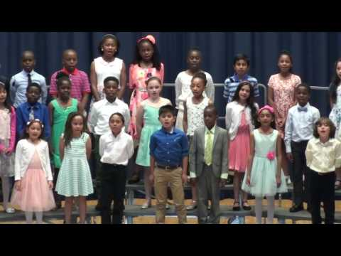 Waterside School Spring Concert 2016
