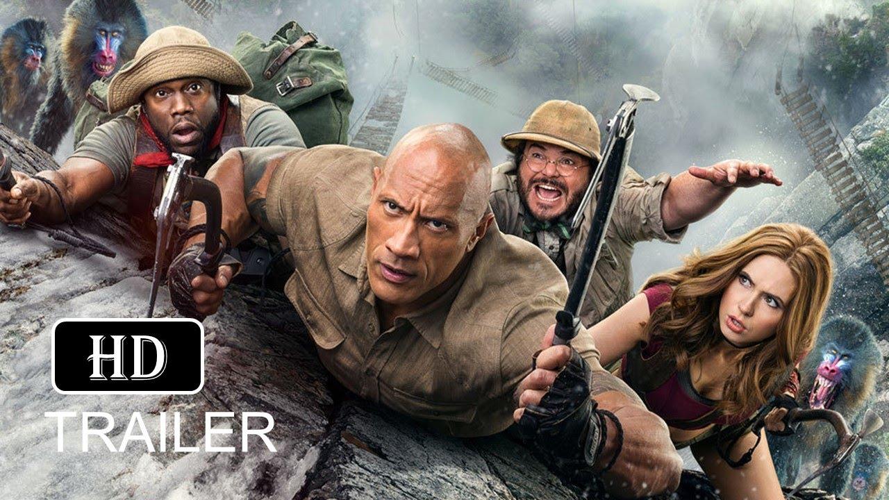 Download Jumanji 4 2021 - The final level - Official Movie Trailer - Dwayne Johnson