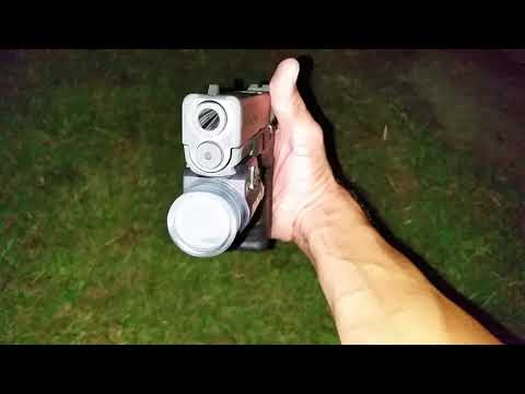How does a dirty Streamlight TLR-1 HL perform.