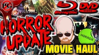 Horror Blu-ray/DVD Update #7 +Shoutouts