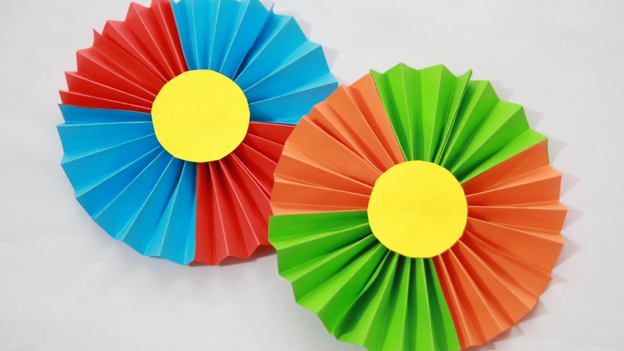 How To Create Quick Paper Medallions Diy Crafts Tutorial