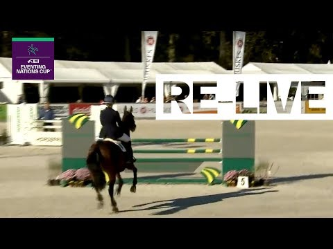 RE-LIVE | Jumping | Boekelo (NED) | FEI Eventing Nations Cup™