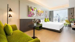 Maitria Hotel Rama 9 Bangkok – A Chatrium Collection: Take a look at a new side of Bangkok