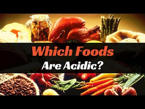 Which Foods Are Acidic? | Top 10 Most Acidic Foods To Avoid