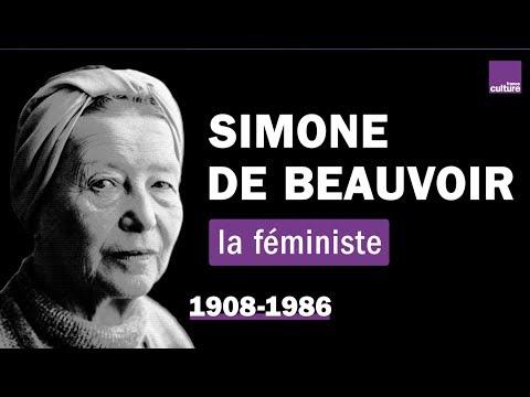 Simone de Beauvoir la féministe