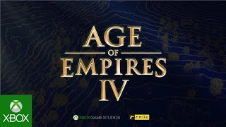 Age Of Empires Iv   X019   Gameplay Reveal