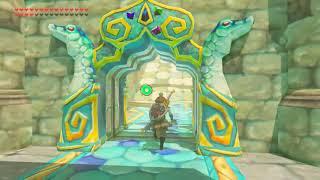 Earth Temple (Skyward Sword)   Shrine Replacement   Zelda BOTW   Cemu 1.15.10