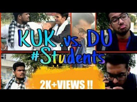 KURUKSHETRA UNIVERSITY vs DELHI UNIVERSITY STUDENTS - ft. SanDeepSjProp and Garvit kalra