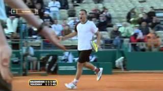 Youzhny-Nalbandian super point!!!!!!!!!!