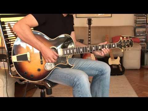"1978 Gibson ""Howard Roberts Custom"" Part1"