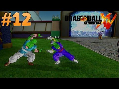 Dragon Ball Xenoverse : Gameplay Walkthrough Part 12 Fusion! NOT (Namekian)