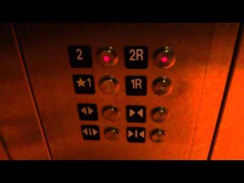 CB2 Santa Monica Pl - Schindler 330a Elevator