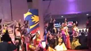 Malaysia Cultural Dance Performance - 1Malaysia Dance Troupe.wmv