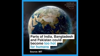 Parts of India, Bangladesh and Pakistan could become too hot for humans thumbnail