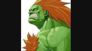 Street Fighter EX 3 OST Biri Biri Red Heat (Theme of Blanka)
