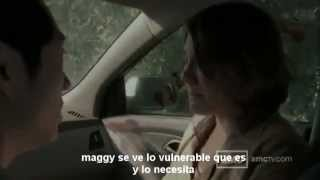 the walking dead - 3 temporada  - entrevista subtitulada.flv