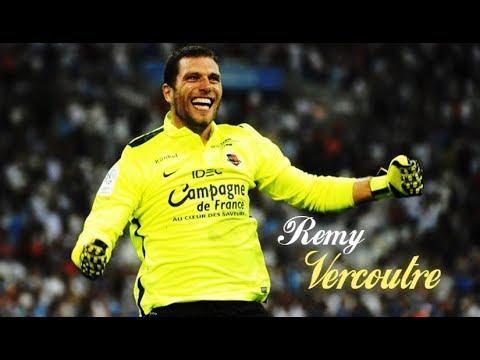 Rémy Vercoutre 2017/18 Amazing Saves - SM Caen